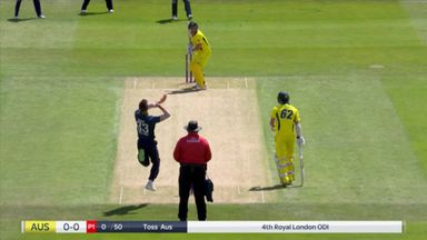 Eng v Aus: 4th ODI Highligths