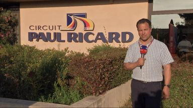 Ted's Paul Ricard Tour