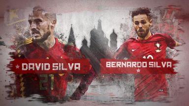 Russia 2018: Silva v Silva