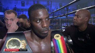 Okolie happy to take risks