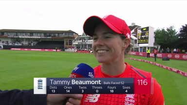 Beaumont: We took on the challenge