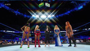 SmackDown Women make their case