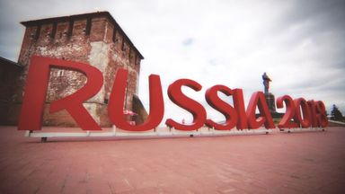 World Cup: Russia Report
