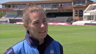 'Women's cricket going through the roof'
