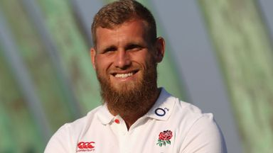 Shields grateful for England chance