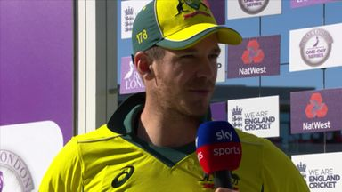 Paine: It's been difficult