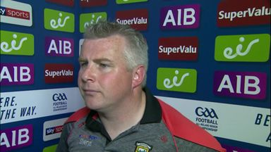 Rochford: Goal was fortunate
