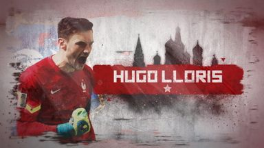 Russia 2018 – Key Man – Hugo Lloris