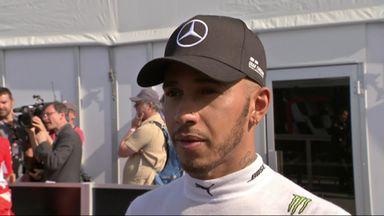 Hamilton: Ferrari will falter