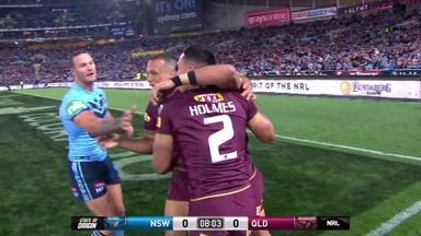 New South Wales 18-14 Queensland