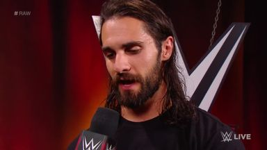 Rollins invokes rematch clause