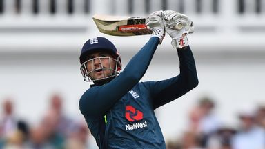 England v Australia 3rd ODI Hlts