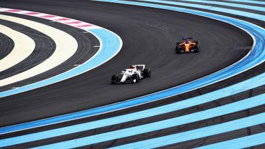 Qualifying Highlights - France