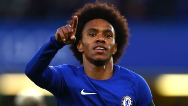 Willian reveals difficulties at Chelsea