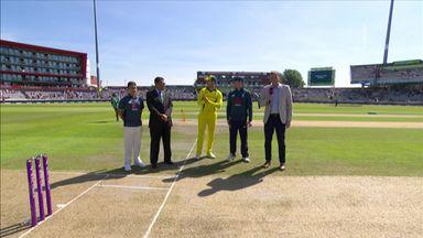 Eng v Aus 5th ODI: The Toss