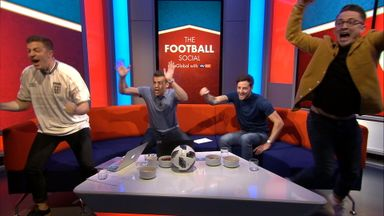 Studio reaction: Kane scores Tunisia winner