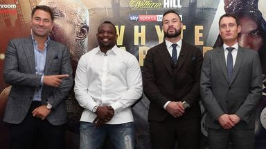 Whyte-Parker agreed in 48 hours