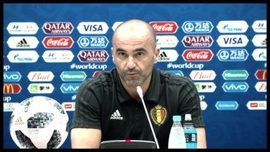 Martinez calls for Belgium focus