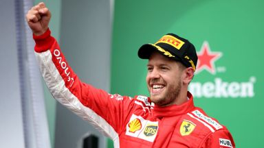 Vettel: Win like a movie