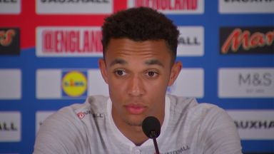 Alexander-Arnold: Places up for grabs