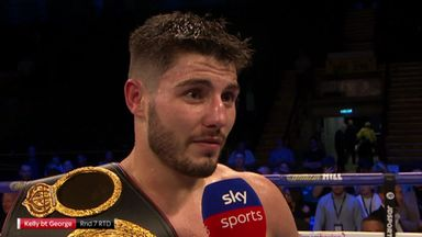 Kelly claims Commonwealth title
