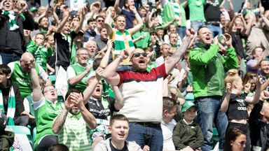 Proclaimers want Hibs fans' backing
