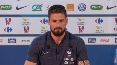 Giroud: I always need to prove myself