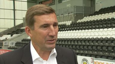 Stubbs excited to renew Gerrard rivalry