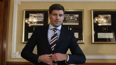 'Gerrard needs results at Rangers'
