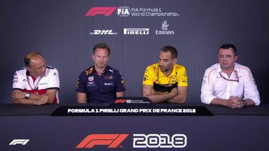 French GP: Team Principals' Presser
