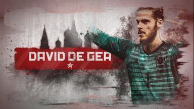Russia 2018 - Key Man - David de Gea