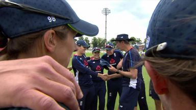 Sciver wins 50th ODI cap