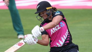 NZ Women break T20I record