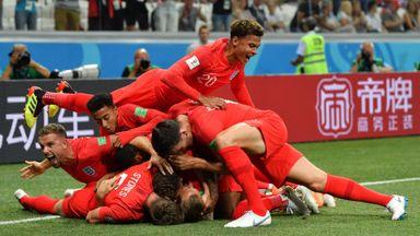 'England should enjoy taking pens'