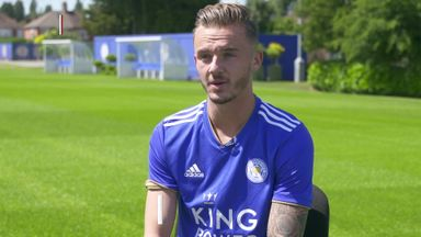 Maddison joins Leicester from Norwich