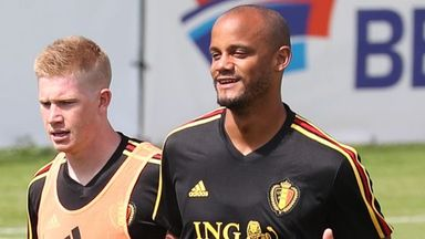 De Bruyne: Kompany not a risk