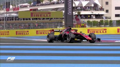 F2 Race 2: France