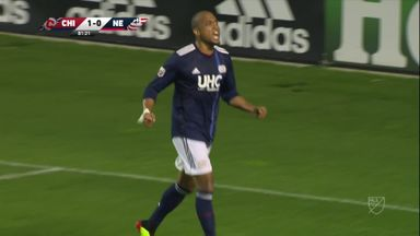 Chicago Fire 1-1 New England Revolution