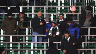 Labour backs safe standing