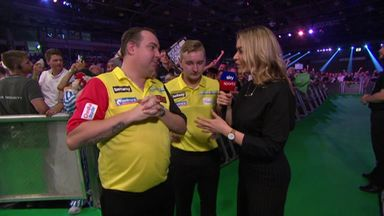 Huybrechts: We have magic!