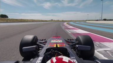 Paul Ricard track insight
