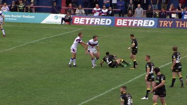 Wakefield 30-32 Warrington