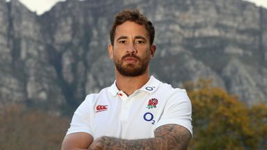 'Playing for England always my vision'