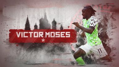 Russia 2018 – One to Watch – Moses