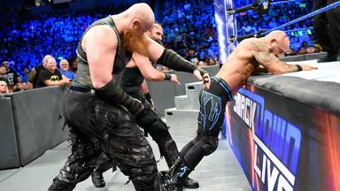 Bludgeon Bros defeat Gallows & Anderson