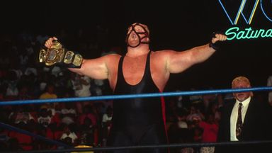 WWE pays tribute to Vader