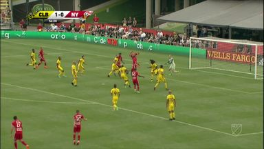 Columbus 1-1 New York Red Bulls