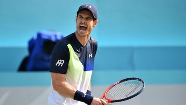Murray return a 'great achievement'