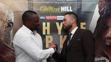 Parker: Whyte fight a title eliminator