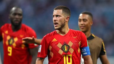 Hazard: Right to criticise Lukaku